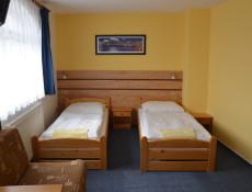 pokoj č. 3 třílůžkový