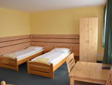 pokoj č.2 třílůžkový